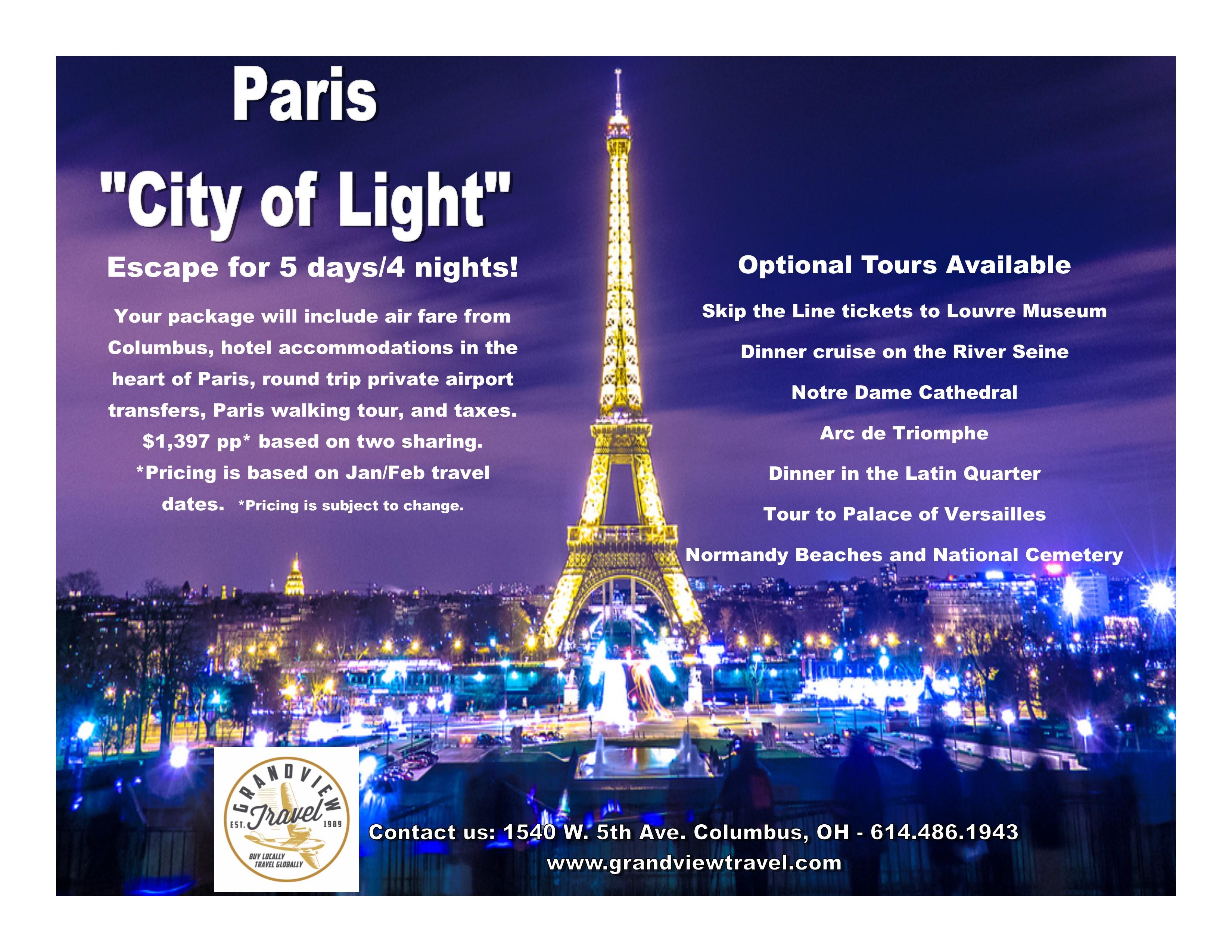 WEBSITE PARIS AD